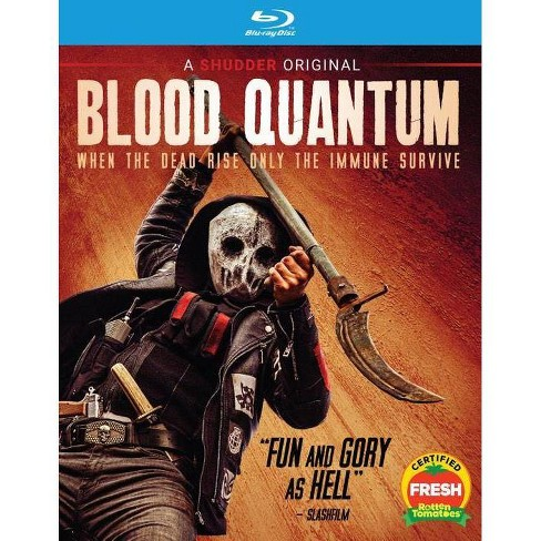 Blood Quantum (Blu-ray)(2020) - image 1 of 1