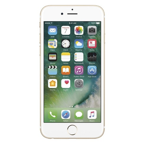 Apple iPhone 6s Pre-Owned (GSM Unlocked) 64GB - Gold - image 1 of 2