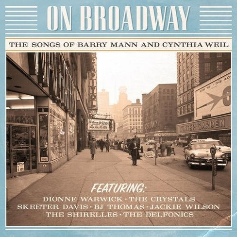 Various - On Broadway:Songs Of Barry Mann And C (CD) - image 1 of 1