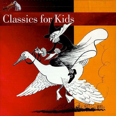 Various - Classics for kids (CD) - image 1 of 1