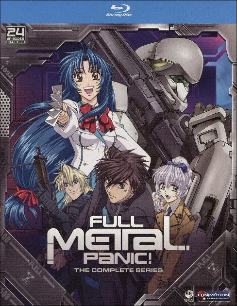 Full metal panic:Complete series (Blu-ray) - image 1 of 1