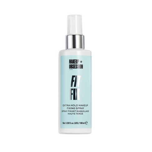 Makeup Obsession Fit Fix Extra Hold Makeup Fixing Spray - 3.38 fl oz - image 1 of 2