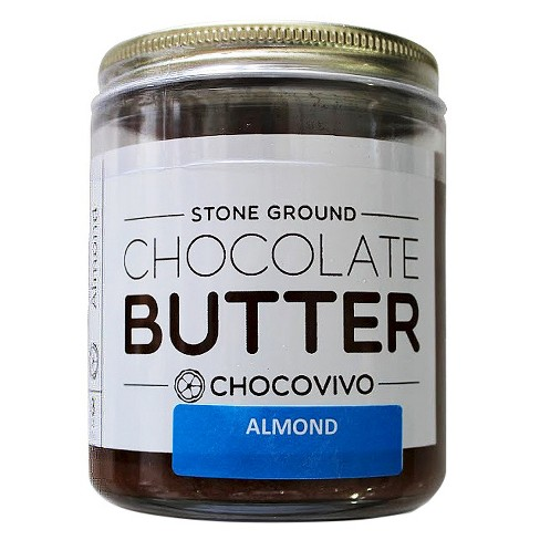 ChocoVivo Almond Chocolate Butter - 8 oz - image 1 of 1
