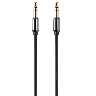 Monoprice Onyx Series Auxiliary 3.5mm TRS Audio Cable, 6ft
