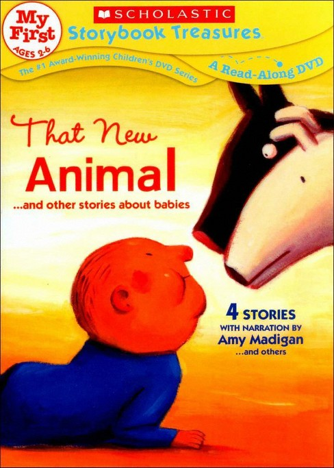 That new animal and more stories abou (DVD) - image 1 of 1