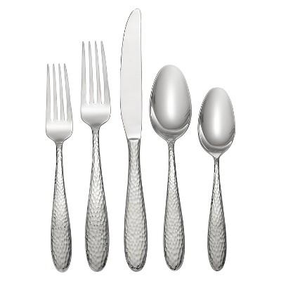 Oneida Reyna 20 Piece Silverware Set - Silver