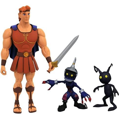 Diamond Select Kingdom Hearts 3 Series 2 Action Figure | Hercules - image 1 of 3