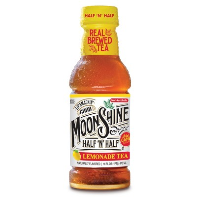 MoonShine Half 'N' Half Lemonade Tea - 16 fl oz