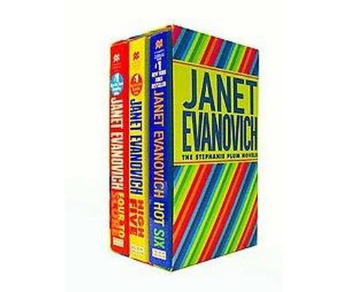 Janet Evanovich The Stephanie Plum Novels : Books 4-6 -  (Paperback) - image 1 of 1