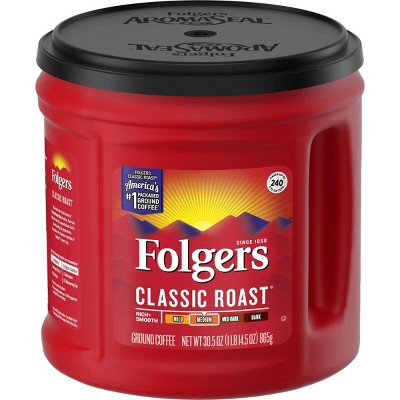 Coffee: Folgers