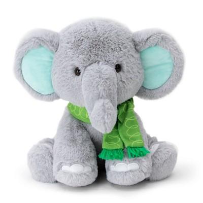 Animal Adventure Book Elephant Stuffed Animal Wondershop™