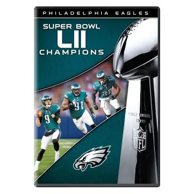 NFL Super Bowl 52 Champions Movies (DVD)