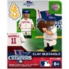 Boston Red Sox MLB OYO Minifigure Clay Buckholz WSC 2013 - image 2 of 2