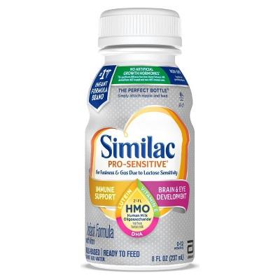 Similac Pro-Sensitive Formula - 6ct/8 fl oz Each
