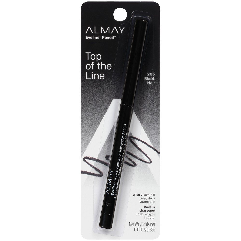 Image of Almay Eyeliner Pencil 205 Black