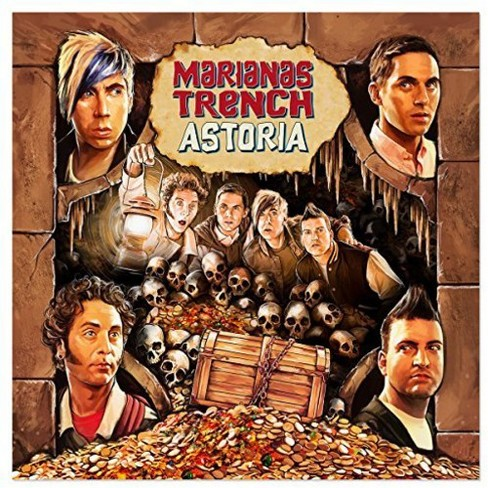 Marianas Trench - Astoria (Vinyl) - image 1 of 1
