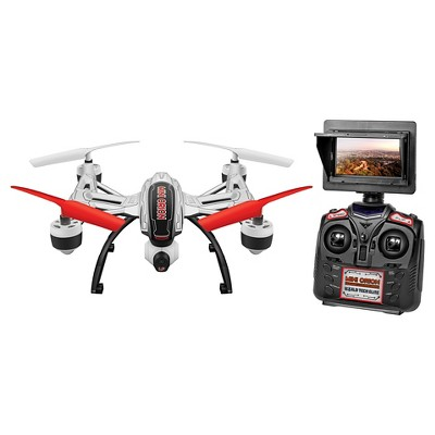 Mini Orion Camera Drone Live Feed LCD Screen 4.5CH 2.4GHz RC Quadcopter