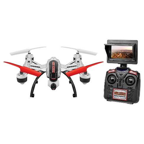 Mini Orion Camera Drone Live Feed Lcd Screen 45ch 24ghz Rc
