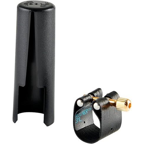 Rovner Dark Baritone Saxophone Ligature And Cap - image 1 of 3