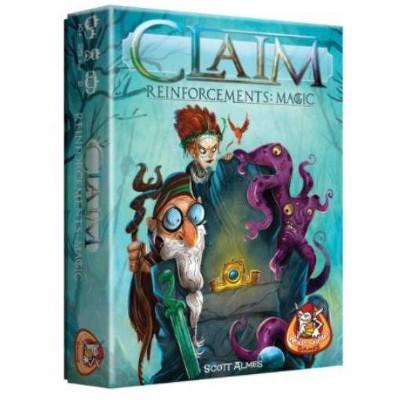 Claim Reinforcements - Magic Board Game
