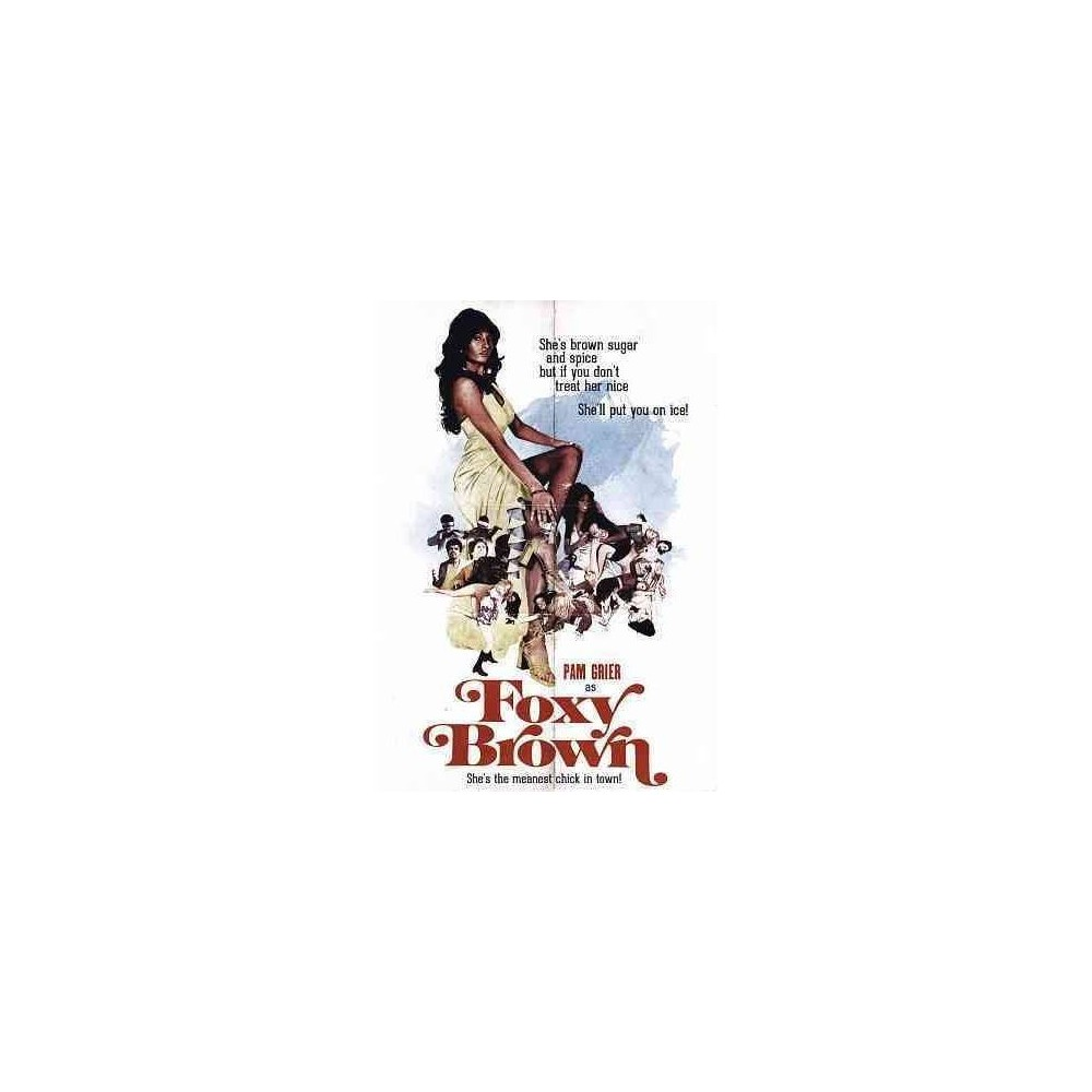 Foxy Brown (Dvd), Movies