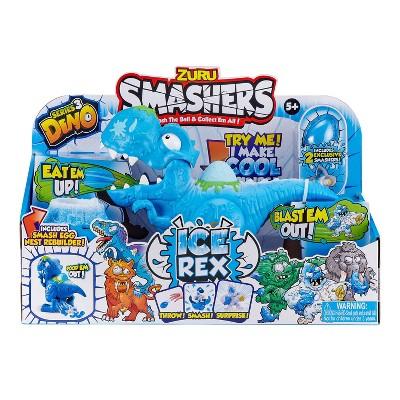 Smashers T-Rex Ice Age