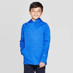 Boys' Textured Tech Fleece Hoodie - C9 Champion®