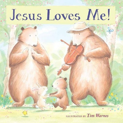 Jesus Loves Me! - (Board_book)