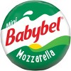 Mini Babybel Reduced Fat Mozzarella Semisoft Cheeses - 14ct - image 2 of 4