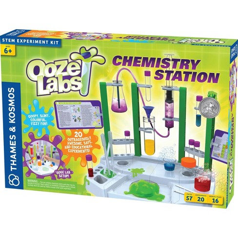 Thames & Kosmos Ooze Labs Chemistry Set - image 1 of 3