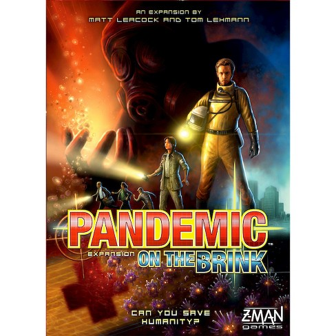 Pandemic On the Brink Game Expansion Pack - image 1 of 1