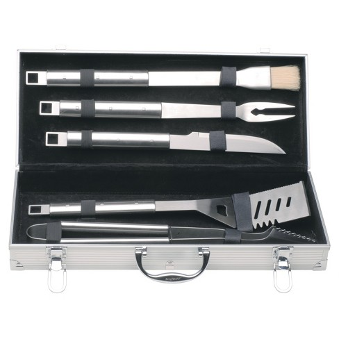 Berghoff Cubo 6pc BBQ Set in Case - image 1 of 2