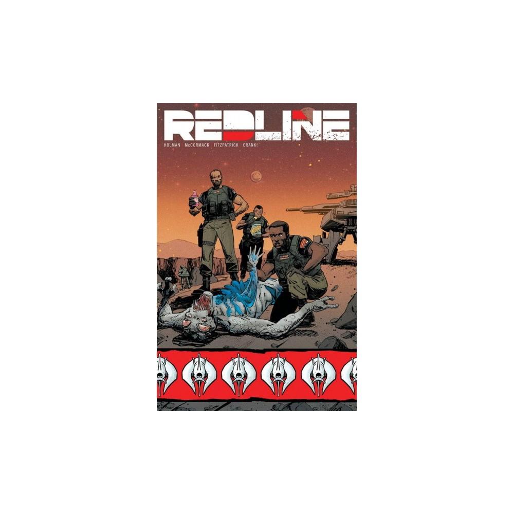 Redline (Paperback) (Neal Holman)