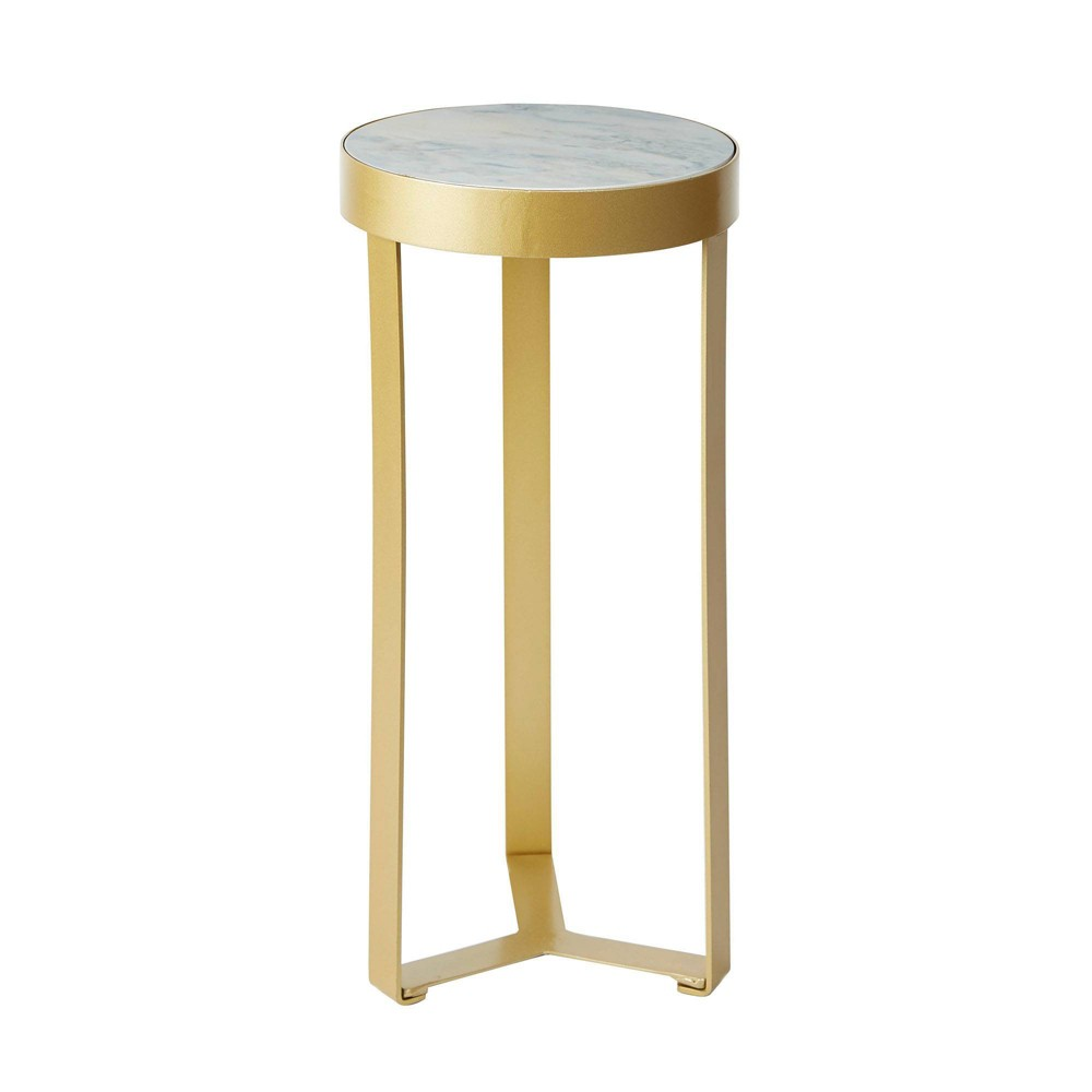 Accent Tables Gold, Accent Tables