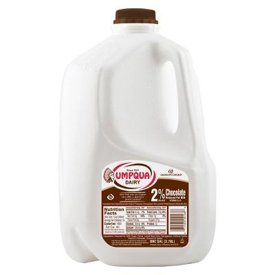 Umpqua 2% Chocolate Milk - 1gal