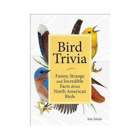 Bird Trivia Funny Strange And Incredible Facts About North