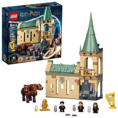 LEGO Harry Potter Hogwarts: Fluffy Encounter 76387 Building Kit
