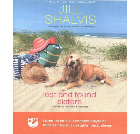 Lost and Found Sisters (MP3-CD) (Jill Shalvis) - image 1 of 1