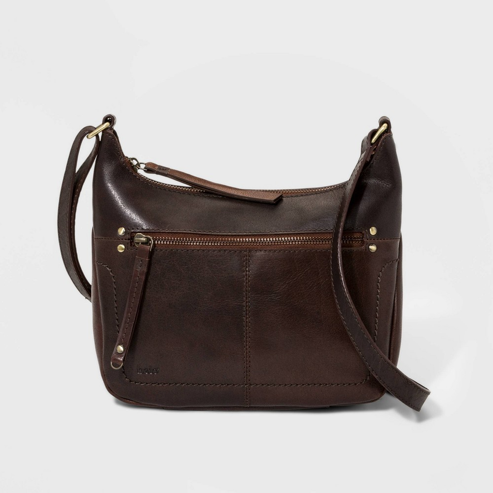 Bolo Rockbridge Crossbody Bag - Brown, Women's, Size: Medium