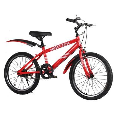 "Optimum Fulfillment NextGen 20"" Kids' Bike - Red"
