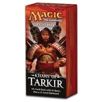 Khans of Tarkir - Conquering Hordes Collectible Card Game (Box)