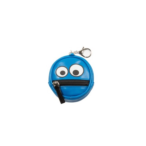 Coin Purse Keychain - Zipper Mouth - image 1 of 3
