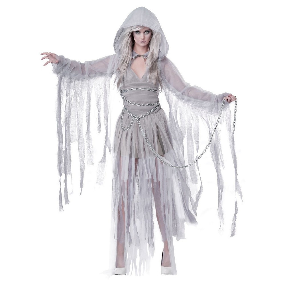Women's Haunting Beauty Adult Costume Large, Multicolored