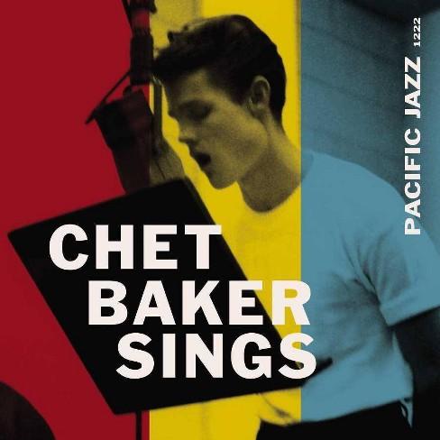 Baker Chet - Chet Baker (Lp) (Vinyl) - image 1 of 1