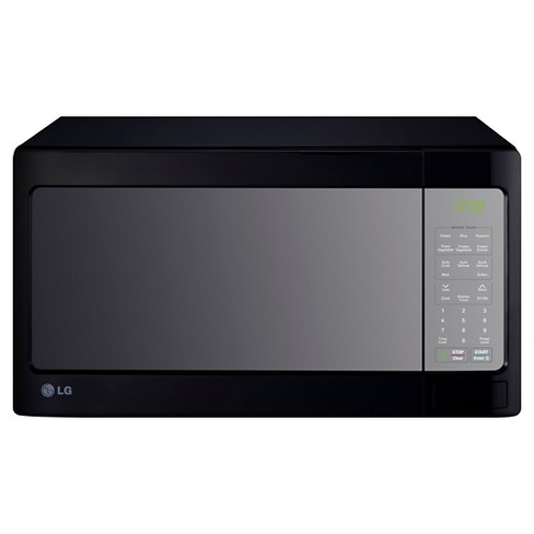 LG 1.4 Cu. Ft. 1100 Watt Microwave Oven - Black LGS1413SB - image 1 of 2