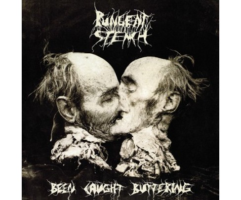 Pungent Stench - Been Caught Buttering (Vinyl) - image 1 of 1