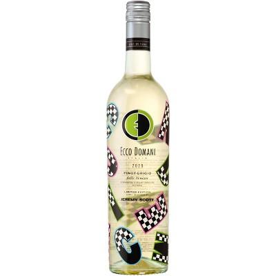 Ecco Domani Italian Pinot Grigio White Wine - 750ml Bottle