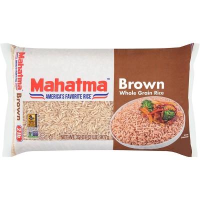 Mahatma Whole Grain Brown Rice - 2lbs