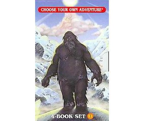 Choose Your Own Adventure Set 1 : The Abominable Snowman / Journey Under the Sea / Space and Beyond / - image 1 of 1