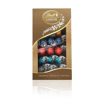Lindt Sampler Box Chocolates - 7.6oz